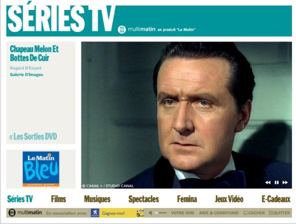 John Steed Série TV